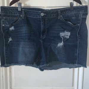 I am selling a pair of shorts